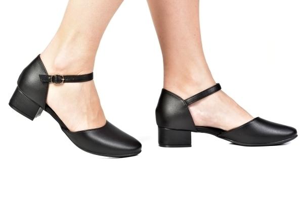 Sapato Boneca Saltinho Vz.Nude - Sizes: 31 - 32 - 33